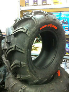 Maxxis MudBug ATV Tires, NEW ON SALE 30% off