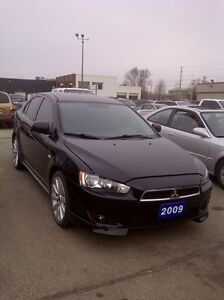 2009 Mitsubishi Lancer Loaded with Features