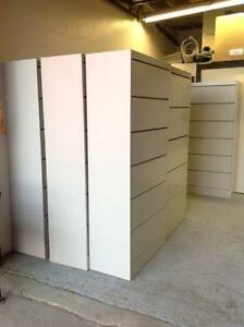 5 & 6 DRAWER BEIGE MEDICAL FILE CABINETS