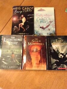 5 Teen Books
