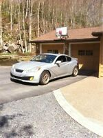 Genesis Coupe 2.0t Great Shape, Low KMS