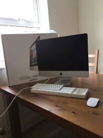 iMac 21.5inch 12 months old & Cannon printer Pixma MG5650