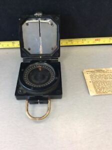 C1930 Mark 1 Marching Compass - By T.G. CO Ltd.