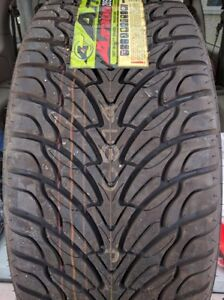 285 40 r24 NEW NEVER USED ATTURO TIRE AS IT APPEARS $120