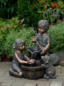 Fontaine d'eau  --  Water fountain
