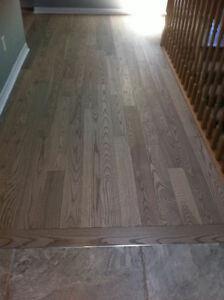 Pro Hardwood & Laminate Floor Installations Kitchener / Waterloo Kitchener Area image 1
