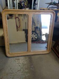 TWO LARGE BEDROOM MIRRORS Kitchener / Waterloo Kitchener Area image 2