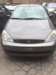 Ford Focus 2002 - good condition