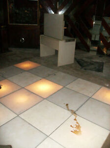 Wooden Posts From Around York Tavern Lighted Dance Floor$25each Kawartha Lakes Peterborough Area image 5