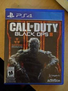 Black Ops 3 for PlayStation 4 PS4