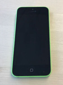 iPhone 5c (Green) 16GB-Bell Excellent Condition