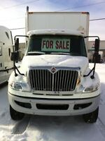 2010 International 4400 4x2, Used Dry Van