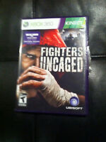 fighter uncaged kinect