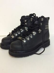 Boots Bates Womens Riding Black Canyon