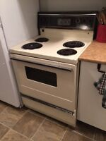First come first serve-stove in good working condition