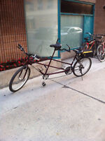 Norco Tandem Bike very good condition