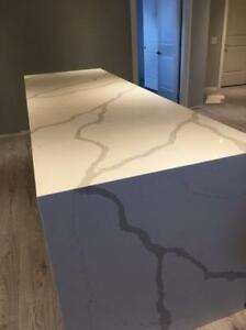 Stone countertop starts from $40/sqft , we carry all stone colors