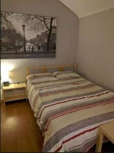 Private Room in 2 bdrm house (available for short term rental!)