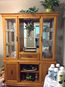Diningroom Buffet and Hutch