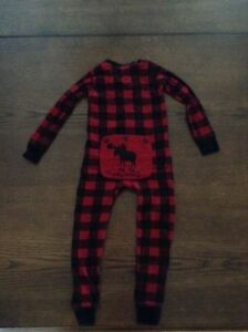 Hatley brand checkered sleeper size 2 Kitchener / Waterloo Kitchener Area image 2