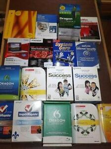 Software MIscellaneous unopened $10 each