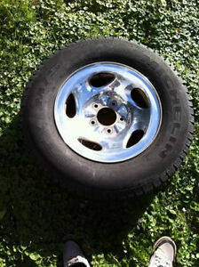 "16"" Ford truck or suv rims"