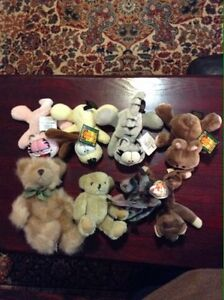 Plush toy collectables