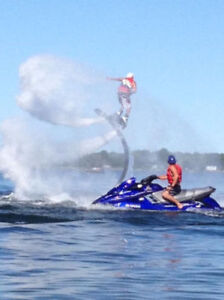 Yamaha Waverunner 2014 FX HO and Flyboard Pro Series