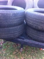 4  firestone  205 55 16 all seasons