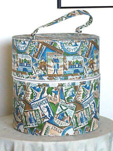 Large Tapestry Storage Case Travel Stickers Decor Theme