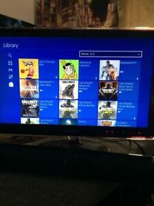 PSN Account with games & PS Plus