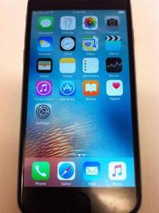 Used Unlocked iphone 6 Black 64G