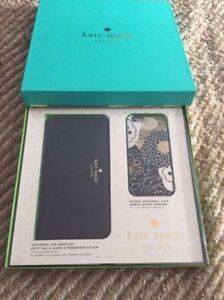 Portefeuille + Iphone 6/6S cover NEUF / NEW wallet KATE SPADE
