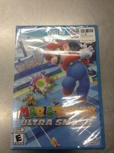 Mario Tennis Ultra Smash WiiU neuf