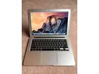 Macbook Air late 2010 apple 13 inch mac laptop 128gb SSD hard drive fully working