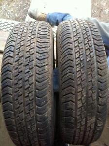4 - Motomaster AW Tires - 175/70 R13