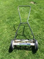 AMERICAN REEL PUSH MOWER LAWNMOWER