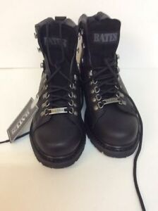 Boots Men's Bates Riding Black Canyon London Ontario image 5