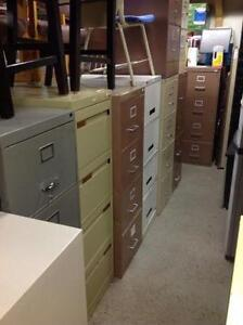 "LOTS OF SCRATCH AND DENT ""4-DRAWER FILING CABINETS FOR SALE"