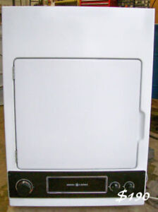 GE Stacking compact dryer, 1 year warranty