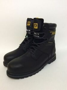 Caterpillar Workboots Waterproof Salvo Cambridge Kitchener Area image 1