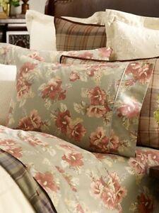 RALPH-LAUREN-Shetland-Manor-Floral-KING-Pillowcases