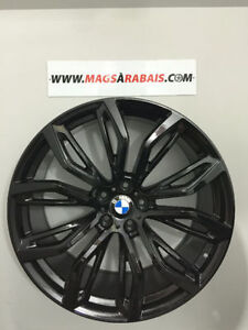 Mags 22 pouces BMW X5 X6