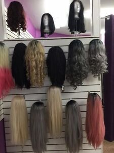 WIGS STORE - NOW IN ST JOHNS - HUGE SELECTION OVER 100 WIGS IN St. John's Newfoundland image 2