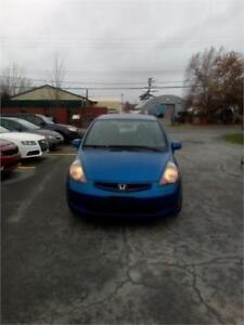2007 Honda Fit LX 5SPD LOADED CHEAP  SOLD SOLD