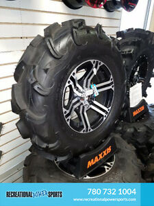 BLOWOUT SALE ON ATV MAXXIS ZILLA TIRES