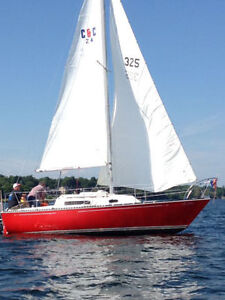 Great deal on a beautiful sailboat