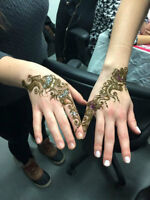 Ottawa Henna Artist available for events,parties and celebration