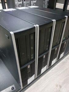 HP Compaq 8200 SFF i5 &&&& Dell Optiplex 790 SFF i3 or i5 Uniway