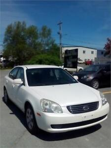 "2008 KIA MEGENTIS LX AUTO LOADED 134 KM $5334. CLICK ""SHOW MORE"""